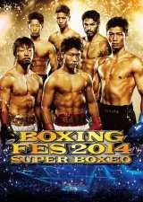 12月30日放送、フジテレビ系『ボクシングフェス2014 SUPER BOXEO』(後6:00〜8:54※延長対応あり)