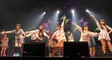 アイドルカレッジ新メンバー候補がステージ上で生パフォーマンス(C)De-View
