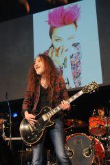 hideさんのバースデーイベント『hide Birthday Party 2014 -50th Anniversary-』の模様 photo by saori tsuji