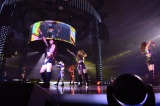 """全国アリーナツアー『E-girls LIVE TOUR 2014 """"COLORFUL LAND""""』東京公演を行ったE-girls"""