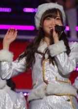 乃木坂46のライブ『Merry X'mas Show 2014』に出演した白石麻衣 (C)ORICON NewS inc.