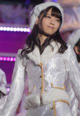 乃木坂46のライブ『Merry X'mas Show 2014』に出演した西野七瀬(C)ORICON NewS inc.