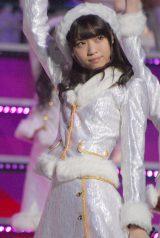 乃木坂46のライブ『Merry X'mas Show 2014』に出演した西野七瀬 (C)ORICON NewS inc.
