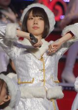 乃木坂46のライブ『Merry X'mas Show 2014』に出演した橋本奈々未 (C)ORICON NewS inc.