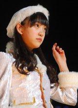 乃木坂46のライブ『Merry X'mas Show 2014』に出演した堀未央奈(C)ORICON NewS inc.
