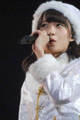 乃木坂46のライブ『Merry X'mas Show 2014』に出演した深川麻衣 (C)ORICON NewS inc.