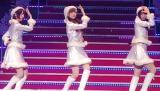 乃木坂46のライブ『Merry X'mas Show 2014』に出演した(左から)橋本奈々未、白石麻衣、松井玲奈 (C)ORICON NewS inc.