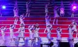 乃木坂46のライブ『Merry X'mas Show 2014』の模様 (C)ORICON NewS inc.