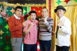 12月22日放送、テレビ朝日系『お試しかっ!』3時間SPにとんねるずが2人そろって「帰れま10」に参戦(C)テレビ朝日