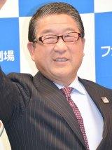福留功男に憎まれ口を叩いた徳光和夫 (C)ORICON NewS inc.