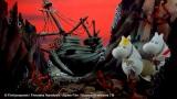 『劇場版 ムーミン谷の彗星 パペット・アニメーション』(2015年2月6日発売)場面カット