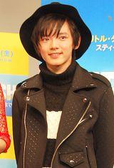 映画『トラッシュ!-この街が輝く日まで-』試写イベントに出席した濱田龍臣