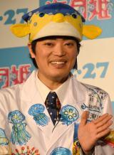映画『海月姫』クラゲ命名イベント出席したさかなクン (C)ORICON NewS inc.