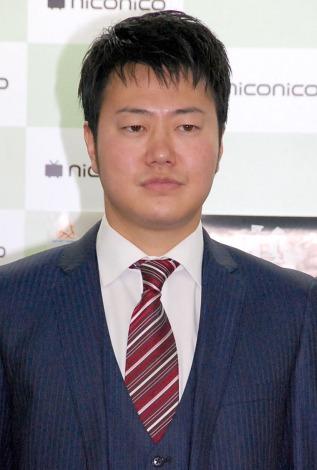 映画『表と裏』記者発表会に出席した遠藤要 (C)ORICON NewS inc.