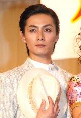 ミュージカル『ボンベイドリームス』制作発表会に出席した加藤和樹 (C)ORICON NewS inc.