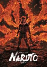 舞台『NARUTO』のメインビジュアル (C)岸本斉史 スコット/集英社 (C)ライブ・スペクタクル「NARUTO-ナルト-」製作委員会2015