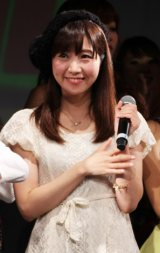 元SKE48の加藤智子(写真)を含む大人ユニットアイドルの結成が発表され、メンバーの一般公募が行われる(C)De-View