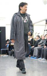 ミュージカル『SAMURAI 7』の公開けいこ風景(写真は別所哲也) (C)ORICON NewS inc.