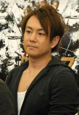 ミュージカル『SAMURAI 7』の公開けいこ後取材会に出席した野島直人 (C)ORICON NewS inc.