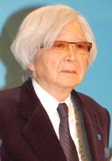 新作『母と暮らせば』製作発表会見に出席した山田洋次監督 (C)ORICON NewS inc.