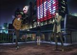 東京・台場のアクアシティお台場、東京ジョイポリスで『DIVE to PSYCHO-PASS サイコパスる冬』開催(2014年12月20日〜2015年3月1日)(C)サイコパス製作委員会