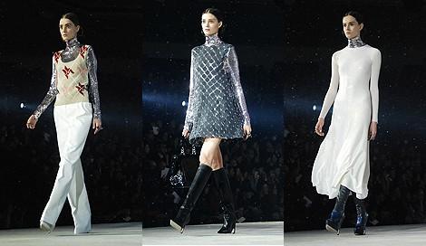 サムネイル ディオール、2015年の秋に向けたファッションショー『Esprit Dior TOKYO 2015』開催 (C)ORICON NewS inc.