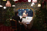 遠距離恋愛カップルの心が近づく未来型レストラン『SYNC DINNER』