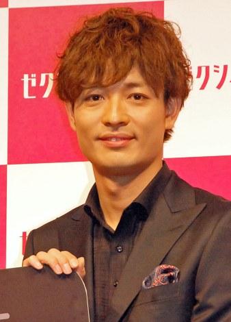 恋愛応援アプリ『ゼクシィ恋結び』キックオフイベントに出席した中村昌也 (C)ORICON NewS inc.