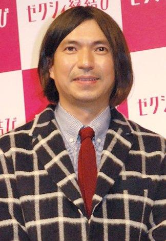 恋愛応援アプリ『ゼクシィ恋結び』キックオフイベントに出席したふかわりょう (C)ORICON NewS inc.