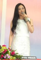 『第56回 輝く!日本レコード大賞』の総合司会を務める仲間由紀恵