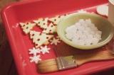 手作りクッキーや、こんぺいとう。1000杯のラテを使ってあるカップルの<恋の物語>を描いたショートアニメーション「ラテ・モーション」が誕生