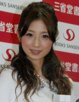 レシピ本発売記念イベントを開催した小倉優子 (C)ORICON NewS inc.