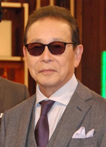 来年元日放送のNHKスペシャル『戦後70年 ニッポンの肖像 プロローグ 私たちはどう生きてきたか』収録に参加したタモリ (C)ORICON NewS inc.