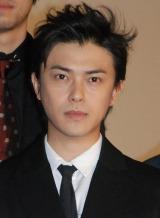 映画『バンクーバーの朝日』初日舞台あいさつに出席した勝地涼 (C)ORICON NewS inc.