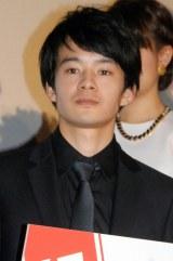 映画『バンクーバーの朝日』初日舞台あいさつに出席した池松壮亮 (C)ORICON NewS inc.