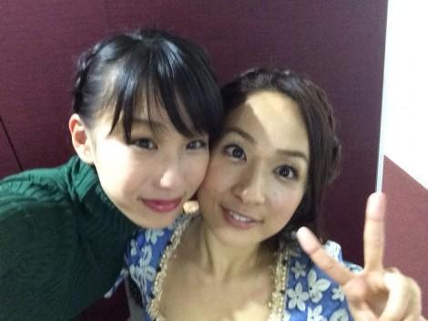 サムネイル 杉森茜(左)と一ノ瀬文香