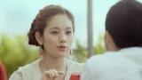 フリマアプリ『メルカリ』CMに出演する筧美和子