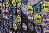 大阪ステーションシティ・旧砂時計ひろばに、期間限定のリーボック特設ブース『The Pump 特設ミュージアム』が誕生 会場では缶バッチのプレゼントも(C)oricon ME inc.