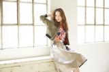 1月スタートのTBS系ドラマ『美しき罠〜残花繚乱〜』の主題歌「恋詩」を歌う安田レイ。原曲はいきものがかり