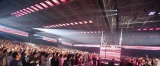 過去最大規模! 1万5000人の観客すべて男、男、男!