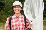 第7回WOWOWシナリオ大賞受賞作『ドラマW 十月十日の進化論』で昆虫分類学博士の主人公を演じる尾野真千子(C)WOWOW