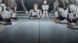 OVA『TERRAFORMARS』「バグズ2号編」(前編)場面写真 ドナテロ・K・デイビス(CV:小山力也)(C)貴家悠・橘賢一/集英社・Project TERRAFORMARS