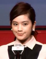 筧美和子、来年「映画挑戦したい」