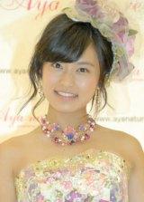 年間TV出演本数の女性タレント部門で2位を獲得した小島瑠璃子(撮影:2013年8月26日)(C)ORICON NewS inc.