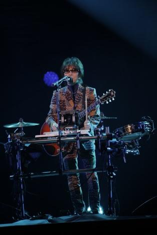 坂崎幸之助=THE ALFEEの40周年記念ツアーコンサート (C)hajime kamiiisaka