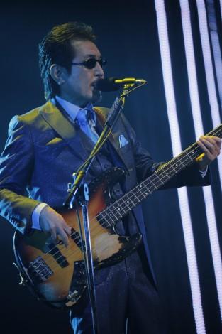 桜井 賢=THE ALFEEの40周年記念ツアーコンサート (C)hajime kamiiisaka