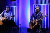 「第40回ラジオ・チャリティ・ミュージックソン」最初のアーティストゲスト『ゆず』ライブ