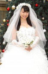 台湾の一般男性と結婚した旅ドル・歩りえこ (C)ORICON NewS inc.
