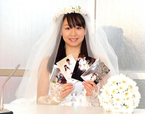 幸せいっぱいの笑顔をみせる歩りえこ (C)ORICON NewS inc.