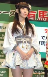 『有馬記念』開催直前PRイベントに出席したでんぱ組.inc・相沢梨紗 (C)ORICON NewS inc.
